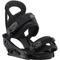 Black Burton Mission Smalls Bindings Youth