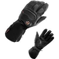 Black Mobile Warming Barra Glove