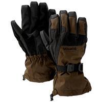 Mocha Burton Gore Gloves Mens