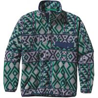 Patagonia Synchilla Snap-T Pullover - Men's - Montana Siete / Leather Grey