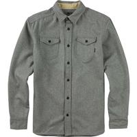Monument Wool Burton Willow Flannel Mens