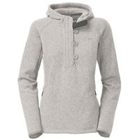 Moonlight Ivory The North Face Crescent Sunset Hoodie Womens