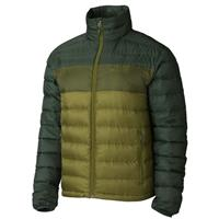 Moss/Midnight Forest Marmot Ares Jacket Mens