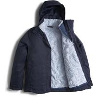 Cosmic Blue The North Face Mossbud Swirl Tri Jacket Womens