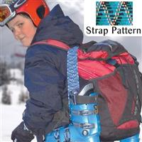 Mountain Multi Fast Strap Spring Loaded Ski Boot Strap