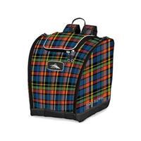 Multi Crosshatch/Black High Sierra Trapezoid Boot Bag