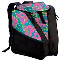 Multi Floral Aqua Pink Transpack XTW Ski Boot Bag