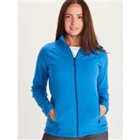 Marmot Rocklin Full Zip Jacket - Women's - Classic Blue