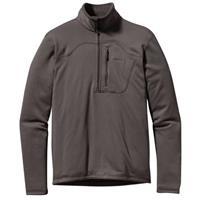 Narwal Grey Patagonia R1 Pullover Mens