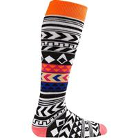 Native Stripe Burton Party Sock Womens