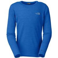 Nautical Blue The North Face L/S Baselayer Tee Boys