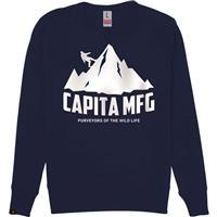 Capita Mountain Crew Sweatshirt Mens