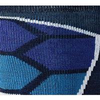 Navy / Deep Sea Smartwool PhD Ski Medium Socks