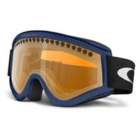 Navy Frame / Persimmon Lens (57 080) Oakley L Frame Goggle