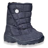 Navy Kamik Snowfall Snow Boots Preschool