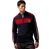 Navy Meister Champion Sweater Mens
