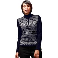 Navy Meister Lara Sweater Womens