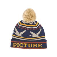 Picture Organic Clothing Duck Beanie - Men's - Navy