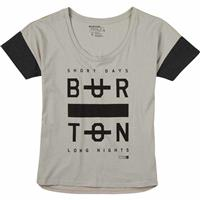 Dove Heather Burton Never Sleep Scoop Tee Womens