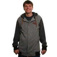 New Steel Grey ONeill Newschoolers Fleece Mens