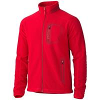 New Team Red / Brick Marmot Alpinist Tech Jacket Mens