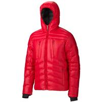 New Team Red Marmot Hangtime Jacket Mens