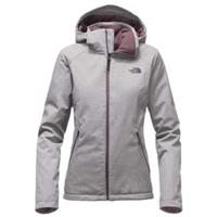 Grey / Black plum The North Face Apex Elevation Jacket Womens