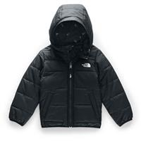 Black / Black The North Face Toddler Reversible Perrito Jacket Boys