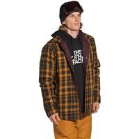 The North Face Fort Point Insulated Flannel - Men's - Root Brown / Timber Tan Plaid