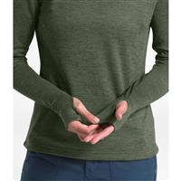 The North Face Canyonlands 1/4 Zip - Women's - New Taupe Green