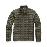 New Taupe Green The North Face Thermoball ECO Jacket Mens