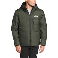 The North Face Reversible Perrito Jacket - Boy's - Evergreen Mountain Camo Print