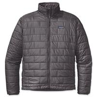 Nickel Patagonia Nano Puff Jacket Mens