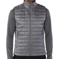 Nickel Patagonia Nano Puff Vest Mens