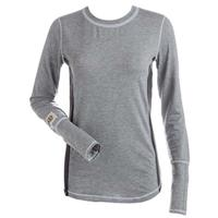 Silver / Charcoal / White Nils Sally Crewneck Womens