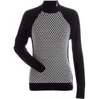 Nils Sigrid 1/4 Zip T Neck Sweater Womens