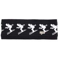Nils Skier 2 Headband - Women's - Black / White