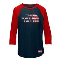 The North Face IC Tri Blend 3/4 Tee Girls