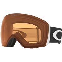 Matte Black Frame w/ Prizm Persimmon Lens (OO7050 75) Oakley Prizm Flight Deck Goggle