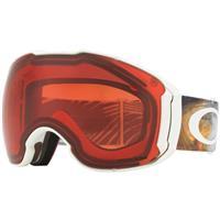 Iron Slate Frame w/ Prizm Sapphire + Prizm Rose Lenses (OO7071 24) Oakley Airbrake XL Prizm Goggle