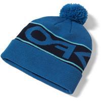California Blue Oakley Factory Cuff Beanie