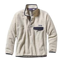 Patagonia Synchilla Snap-T Pullover - Men's - Oatmeal Heather