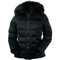 Black Obermeyer Bombshell Jacket Womens