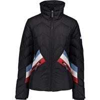 Obermeyer The Dusty Down Jacket - Women's - Black (16009)