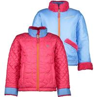 Obermeyer Jitterbug Reversible Jacket Girls
