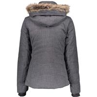 Charcoal (15006) Obermeyer Tuscany II Jacket Womens