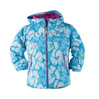 Ocean Snowflowe Obermeyer Aurora Jacket Girls