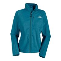 Ocotpus Blue Leafline Print The North Face Apex Bionic Jacket Womens