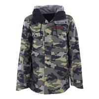Olive Camo Oakley Division Insulated Jacket Mens