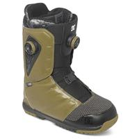 Olive DC Judge Snowboard Boots Mens